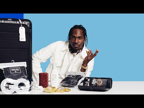 10 Things Pusha T Can't Live Without   GQ