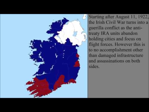 The Irish Civil War: Every Day