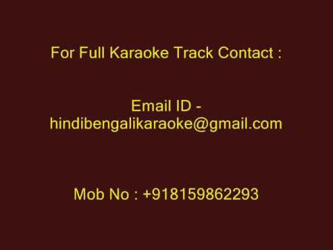 Mehndi Laga Ke Rakhna (With Female Vocals) - Karaoke - DDLJ (1995) - Lata Mangeshkar, Udit Narayan