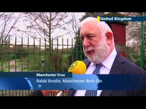 Manchester Jewish community