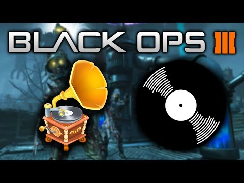 Origins Gramophone & Music Disc Locations! - Call of Duty Black Ops 3 Zombies
