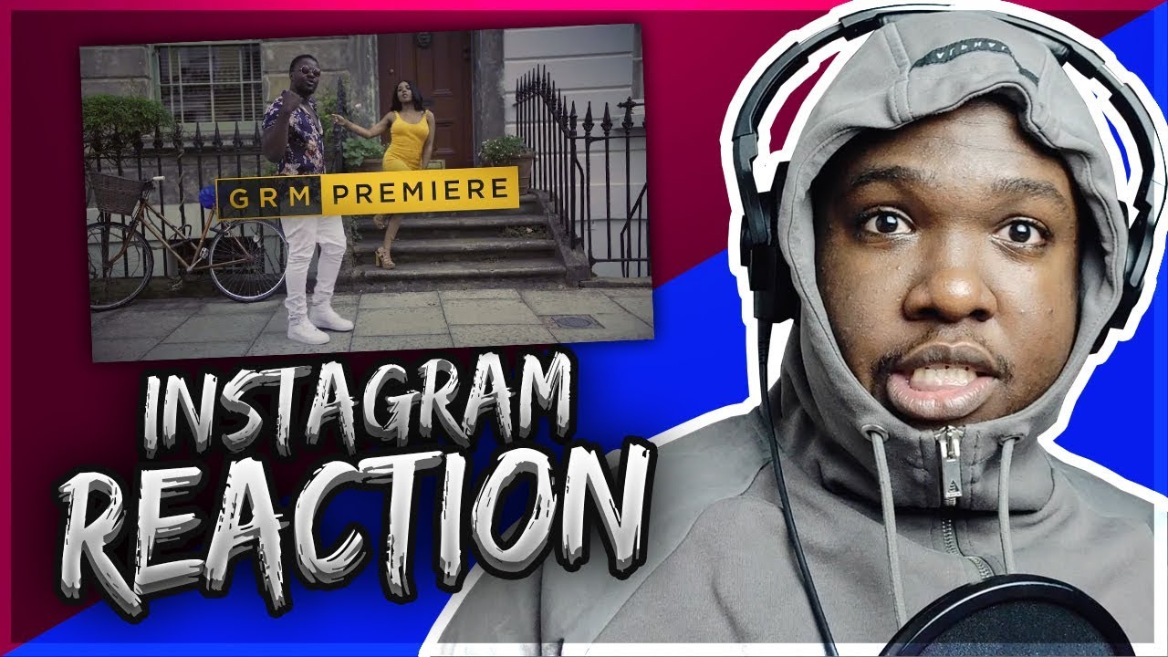APROBLEMM Ft. Berna   Dnz - Instagram (Prod. By The HeavyTrackerz)  Music  Video  (REACTION) 3d259e7564