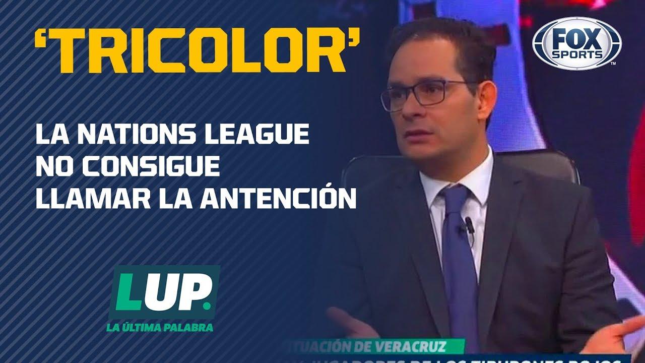 Mxico vs Panam: Alineaciones del partido de la Liga de Naciones ...