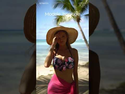 Costume de baie 2020: Tipare tropicale