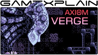 Axiom Verge Wii U - Game & Watch (Video Preview)
