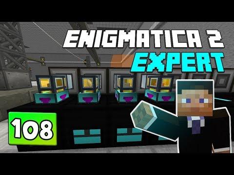 Enigmatica 2: Expert Mode - EP 108 First Singularities