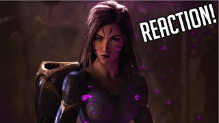 New League of Legends - Cinematic Season 2020 | Warriors Reaction!