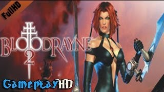 BloodRayne 2 Gameplay (PC HD)