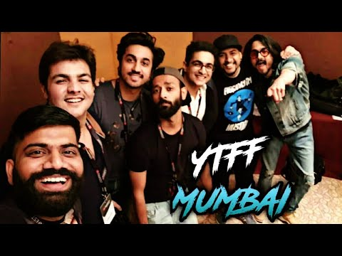 YouTube FanFest Mumbai 2018 YTFF - BB Ki Vines, Technical Guruji, Mumbiker Nikhil, BYN, Creator Camp