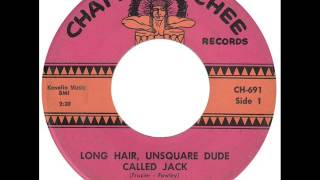 Hollywood Argyles - Long Hair, Unsquare Dude Called Jack / Ole