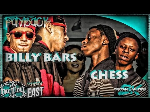 A&B #East / Billy Bars I Presents: CHESS vs BILLY BARS [PAYBACK]