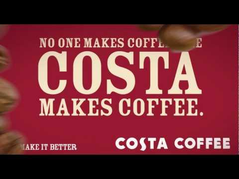 COSTA COFFEE Bahrain TV ad