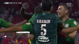 ملخص أهداف مباراة الوحدة والاتفاق الجولة الأولى من دوري الأمير محمد بن سلمان للمحترفين ٢٠١٩