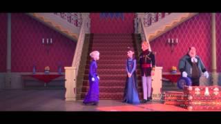 Do You Want to Build a Snowman - Frozen HD 1080p