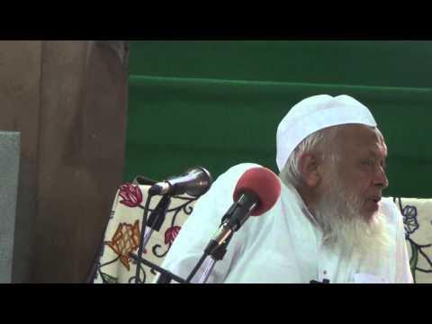 Molana Arshid Madni sb DB-Khatam-e-Nabuwwat Conference (13-Sep-2015)