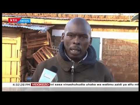 Mwanaume auwawa katika eneo la Wangige katika Kaunti ya Kiambu