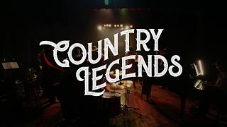 COUNTRY LEGENDS - Sold out show at The Redstone Theater in Kanab
