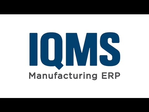 Manufacturing ERP Software from IQMS