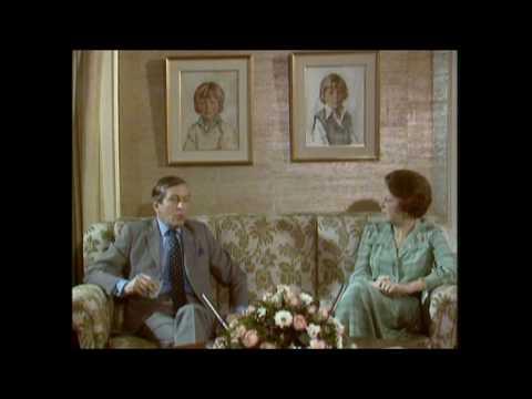 Interview met Prinses Beatrix: voorbereiden op het koningschap (1980)