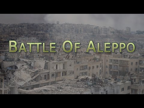 Dylan Hennessy - Battle Of Aleppo (Live Music Video)