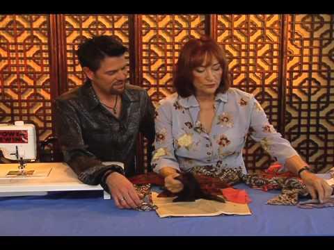 Power Sewing WebTV Preview Episode 66: Ruffle vs. Flounce