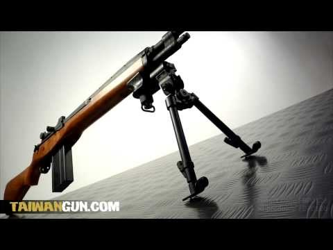 How To Attach The Bipod To The M14.