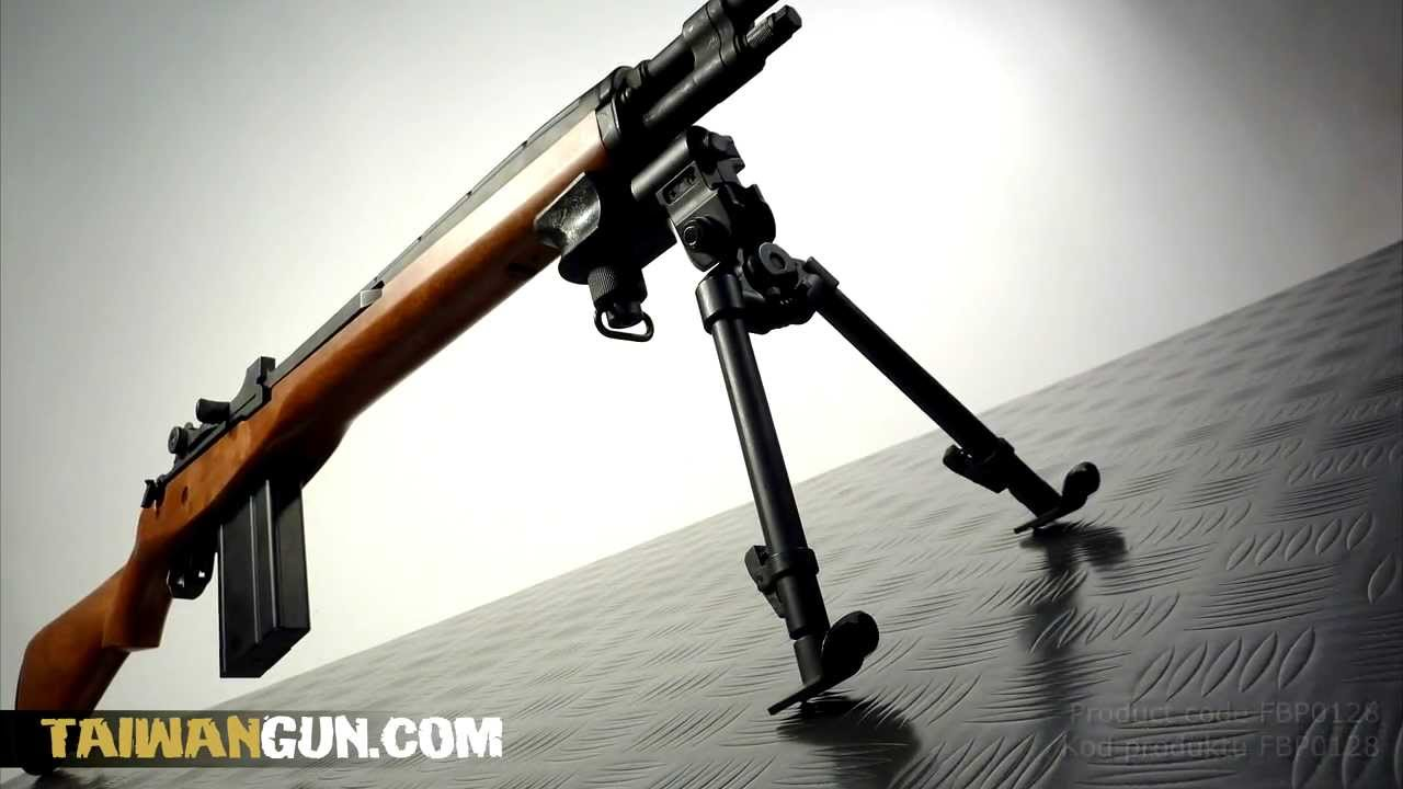 How To Attach The Bipod To The M14 Youtube