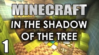 "Minecraft - ""In The Shadow Of The Tree"" Part 1: Scary Face"