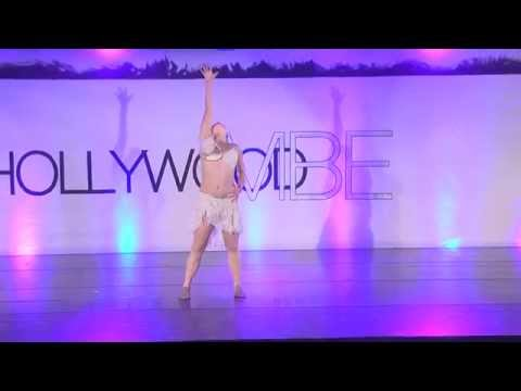"""Teen Lyrical Solo- """"I Was Here"""" Mariah Polster"""