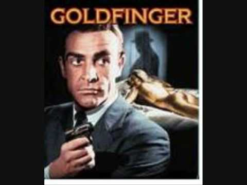 Goldfinger by Shirley Bassey, the single version