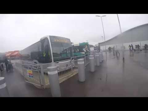 Tour of London Luton Airport, Bus Station