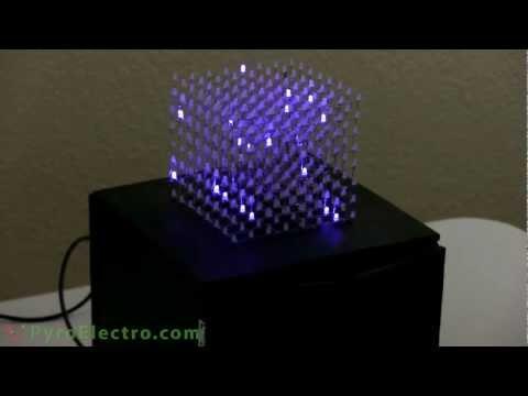 8x8x8 led cube arduino pdf