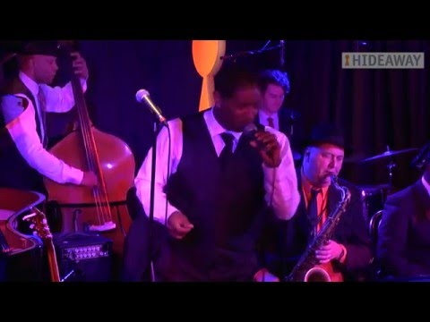 Cafe Society Swing - Wrong Place, Right People
