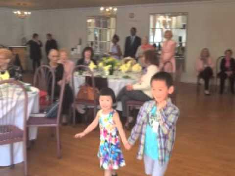 "Video of Bronxville Women's Club ""Spring Green Fashion Show and Luncheon"" - 3/6/16"