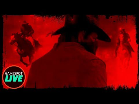 Red Dead Redemption 2 Trailer #2 Reveal Livestream