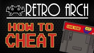 [TUTORIAL] How to Activate Cheats in RETROARCH on Switch