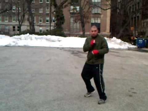 Boxing Footwork Fundamentals