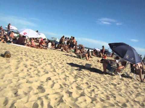 PUNTA DEL DIABLO-ROCHA-URUGUAY. PLAYA DE LA VIUDA 2015