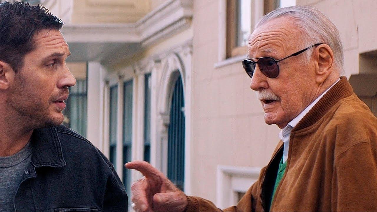 Stan Lee Cameo Scene - Venom (2018) Movie Clip HD - YouTube
