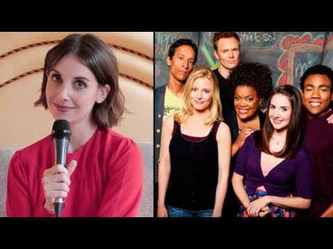 """Alison Brie On The 'Community' Movie: """"I Think Netflix Would Be A Great Place For It"""""""