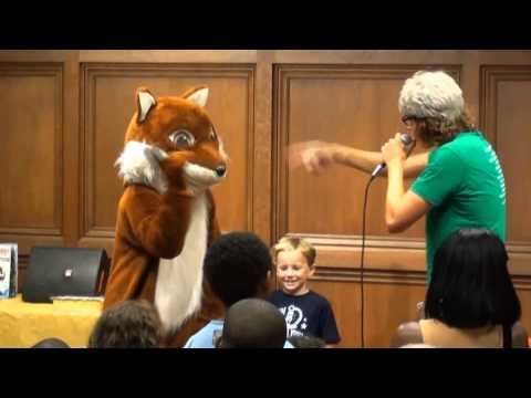 Dewey Decimal Rap featuring Dewey D Fox