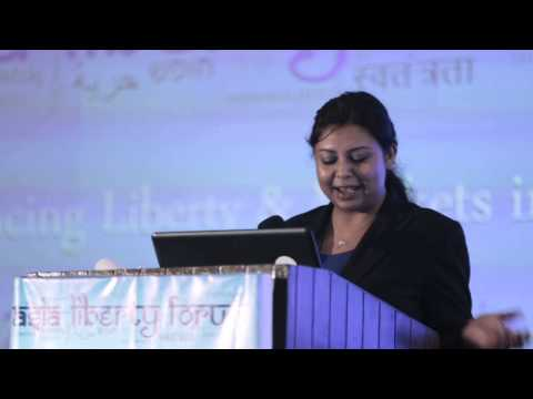 ALF 2014: Women & Liberty | Arpita Nepal