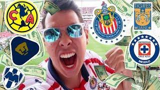¿QUE TAN CARO ES UN PARTIDO DE FUTBOL EN MEXICO? - IVANSFULL