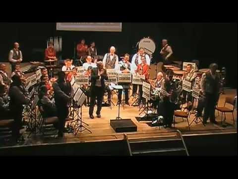 2012 New Zealand National Brass Band Contest - A Grade Own choice (Sat 7 July)