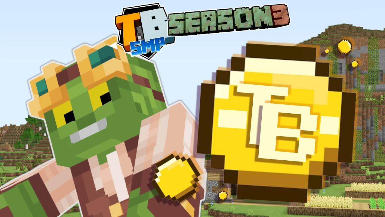 Making Bitcoin in Minecraft - Truly Bedrock season 3 - minecraft 1.17 letsplay episode 3