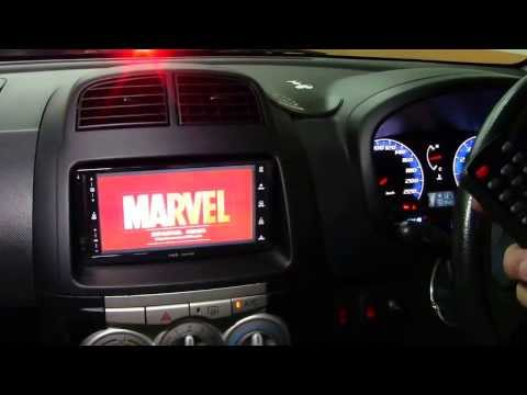 Perodua MYVI - On Toyota JDM Headunit with Fm Conversion