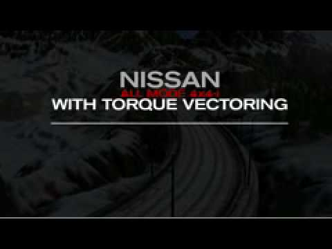 Nissan Juke - ALL MODE 4x4-i with Torque Vectoring