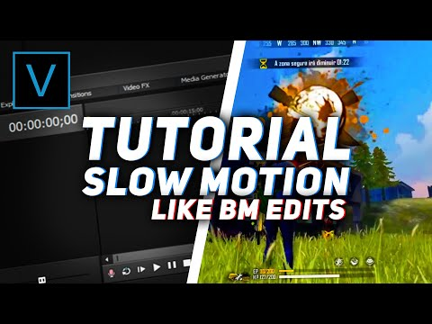 Ever wanted to do that cool looking time dilation effect on your gameplay videos? Here's how to do s.