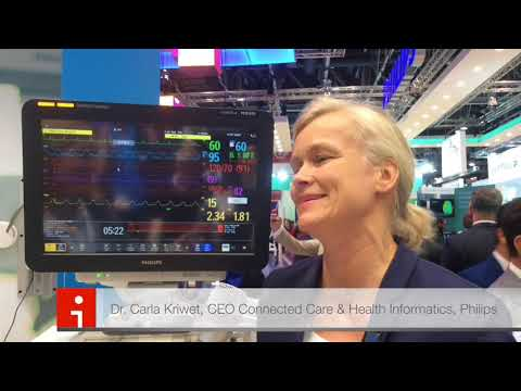 Carla Kriwet Philips Arab Health 2018 - YouTube