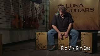Luna Cajon by Luna Percussion Feat. Kenny Suarez
